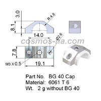 WIRE GUIDE-BG 40 DAP